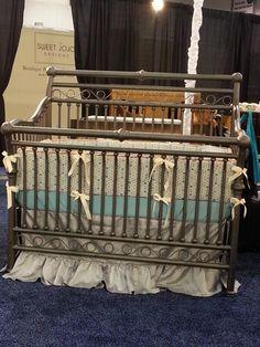 Baby's Dream fabulous new metal cribs