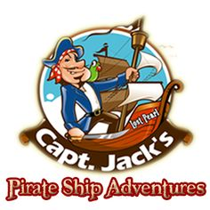 Captain Jack's Pirate Ship Adventures is a fun-filled boat tour in Virginia Beach. Experience Pirates, dolphins and fun!