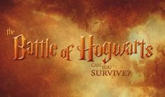 Buzzfeed: Daniel Dalton and Paul Curry. Can You Survive The Battle Of Hogwarts? Buzzfeed has posted a choose your own adventure game....