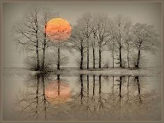 winter fairytale Photo by Willem Slagter — National Geographic Your Shot Beautiful World, Beautiful Places, Beautiful Pictures, Simply Beautiful, Moon Pictures, Nature Pictures, Amazing Photography, Nature Photography, Winter Scenes