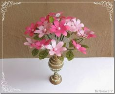 208 best flower making tutorials images on pinterest card making paper flower tutorial dear friends i am super nervous while writing this post not only because its my first post on crafte mightylinksfo