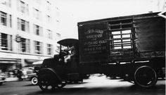 "Mack Trucks #tbt: A Mack model AC truck still in daily service in the 1960s in New York City provided the image for a famous Mack ad, ""How Long Will a Mack Truck Last?"". The Mack AC models were produced from 1916 to 1938 with a total production of close to 40,300."