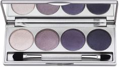Colorescience Mineral Eye Shadow Quad Palette, Royal Purple 1 ea