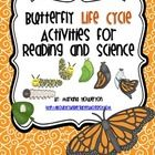 It's finally Spring and now's the perfect time to focus on life cycles!  This mini unit contains all of the following: Label the Parts of a Butterf...