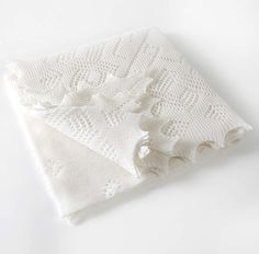 Baby Cambridge's Christening Shawl by G.H. Hurt and Son