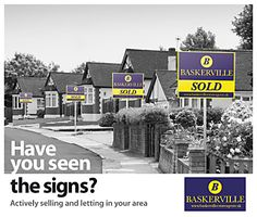 When you want to focus on taking on new bungalows this estate agency marketing template design is one to consider
