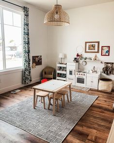 Ruggable is exactly (or better) than I expected. For anyone who has been on the fence and is tired of buying new rugs every other year because of kids and dogs, they are a treat! Playroom Design, Playroom Decor, Toddler Playroom, New Room, Kids Bedroom, Bedroom Decor, Girl Room, Family Room, Sweet Home