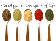 Variety is the spice of...content?    #socialmedia