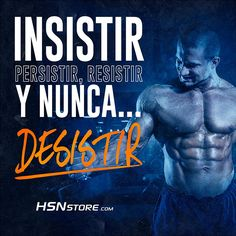 Nunca desistas #fitness #motivation #motivacion #gym #musculacion #workhard…