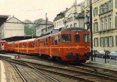Bahn, Switzerland