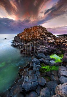 Giant's Causeway, Antrim Ireland © Stephen Emerson