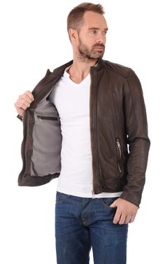 8 Best jaket images   Best leather jackets, Bomber jacket outfit ... 17754b41f68