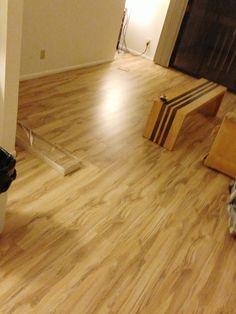 Temporary But Effective 5 Ideas For Hiding Or Minimizing An Ugly Floor Diy Home Decor Pinterest Flooring Al Apartments And Studio Apartment