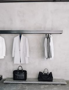 Doran & Doran's new Parnell store complements their minimalist style