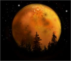 the hunter full moon october | ... almanac full hunter s moon or full harvest moon this full moon 10/18/13