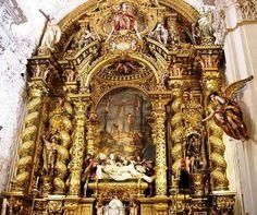 scultura barroca - El entierro de Cristo IVAN RUBéN
