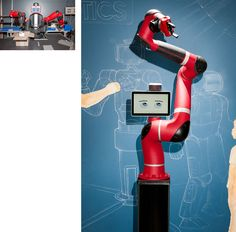 MIT Technology Review   A Robot Rethought to Appeal to Manufacturers Rethink a company that makes robots designed to work closely with humans has a new version that addresses the limitations of its first effort Baxter. Rethink Robotics out of Boston introduces Sawyer, Baxter's younger brother