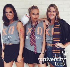 Harry Potter for Bid Day, Halloween or any day? I Apparel Designs Sorority Bid Day, Sorority Life, Sorority Shirt Designs, Sorority Shirts, Bid Day Shirts, Cute Shirts, Sigma Kappa, Delta Gamma, Bid Day Themes