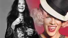 Tagged: Janis Joplin | Pink – Me & bobby McGeehttp://societyofrock.com/pink-me-bobby-mcgee-3