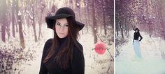 #girl #girlinhat #winter #ice #snow #photography #petfruska