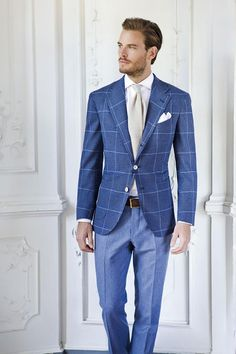 New moda elegante sport hombre ideas Mens Fashion Blog, Suit Fashion, Look Fashion, Gentleman Mode, Gentleman Style, Classic Men, European Men, Business Outfit, Suit And Tie