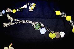 THE FASHIONAMY by Amanda Fashion blogger outfit, lifestyle, beauty, travel, events: #garganofashionweek , Valentina Trotta Precjous Glass jewelry