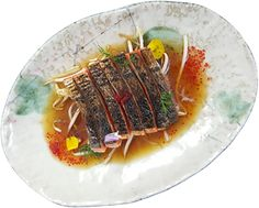 Hapo Sake Bar – Restaurante japonés en Mataró Barcelona Restaurants, Bean Stew, Ratatouille, Lamb, Seafood, Spicy, Garlic, Beans, Pork