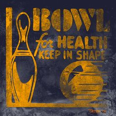 Bowl For Health by Keith Tatum