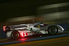 Vitória da Audi e acidente da Toyota na Le Mans, Tony Kanaan em 2º na Indy. As fotos do fim de semana do automobilismo.