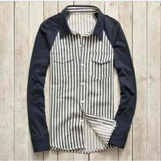 meily-hombre-camisa-casual-rayas-verticales-ms601-7867-MPE5290092416_102013-O.jpg (498×500)