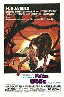 El Alimento De Los Dioses (The Food of the Gods) (Soudain Les Monstres) (O Alimento dos Deuses) (Die Insel der Ungeheuer) (Bert I. 1976 Movies, Sci Fi Movies, Scary Movies, Fun Movies, Fiction Movies, Horror Movie Posters, Original Movie Posters, Film Posters, Retro Posters