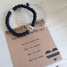 Yin Yan Couples Bracelet