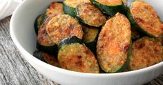 Parmesan zucchini bites recipe - Everyday Dishes & DIY