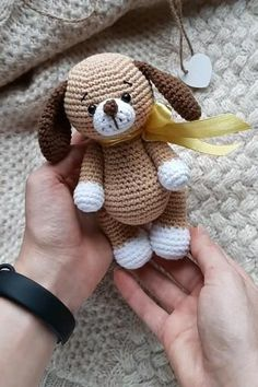 Crochet pattern for beginners dog or puppy patterns for beginners videos Amigurumi puppy pattern Crochet Animal Patterns, Stuffed Animal Patterns, Crochet Patterns Amigurumi, Amigurumi Doll, Crochet Dolls, Knitting Patterns, Crochet Fox, Cute Crochet, Crochet Teddy