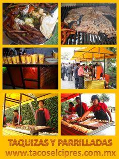 para Festejar en Octubre y Noviembre www.tacoselcipres.com.mx