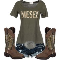 Diesel- minus the belt
