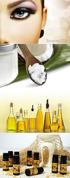 Самые полезные косметические и эфирные масла для разглаживания морщинок вокруг глаз