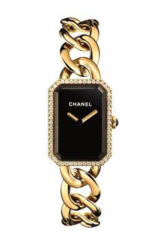 Chanel watch!! OMG i WANT!