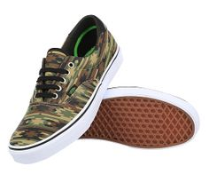 Vans - Era 59 Native Camo Schuh black