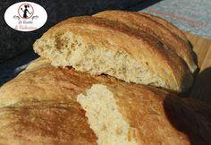 Le Ricette di Valentina: Filoni di pane Semintegrale