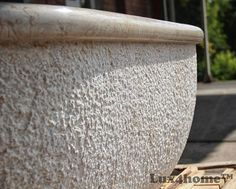 Stone bathtub from #Lux4home™