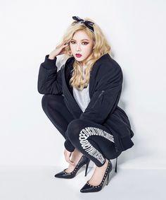 4 Minute - Hyuna