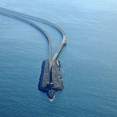 Chesapeake Bay bridge tunnel AWFUL for those afraid of heights, claustrophobic , generally anxious etc!!