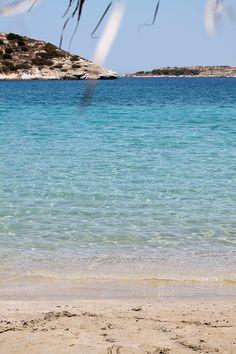 Loutraki beach, Crete, Greece
