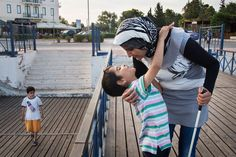 War drove them from Syria, Europe has torn them apart. A blind couple's struggle for safety and dignity. http://tracks.unhcr.org/2014/07/crossing-to-safety-and-heartache/ Photo: UNHCR/A.D'Amato