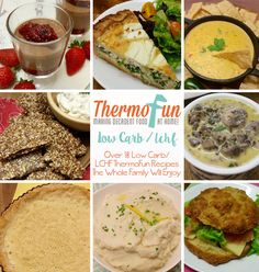 If you are looking for some great tried & tested thermomix LCHF Low Carb recipes then click here because I have over 10 recipes that are family favourites