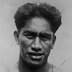 Duke Kahanamoku: Surfer,Swimmer from Hawaiian islands