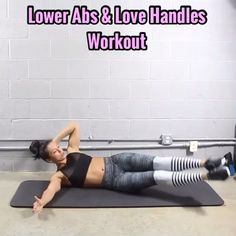 """10.8k Likes, 214 Comments - Ab Workouts (@home.abs) on Instagram: """"Amazing workouts always by the lovely @mytrainercarmen """""""