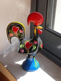 Galo de Barcelos- because the Dalahäst will need a friend