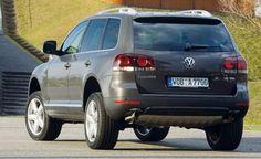 Volkswagen Touareg 30